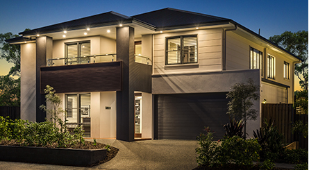 Sophisticated Corner Block House Designs Nsw Ideas   Simple Design .